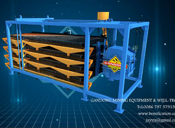 Multideck Lift Type Shaking Table, Triple-layer Shaking Table, Four-layer Shaking Table