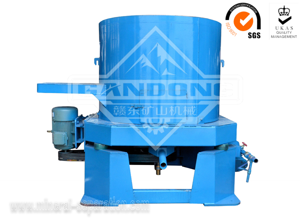 Automatic Discharge type Centrifugal Concentrator
