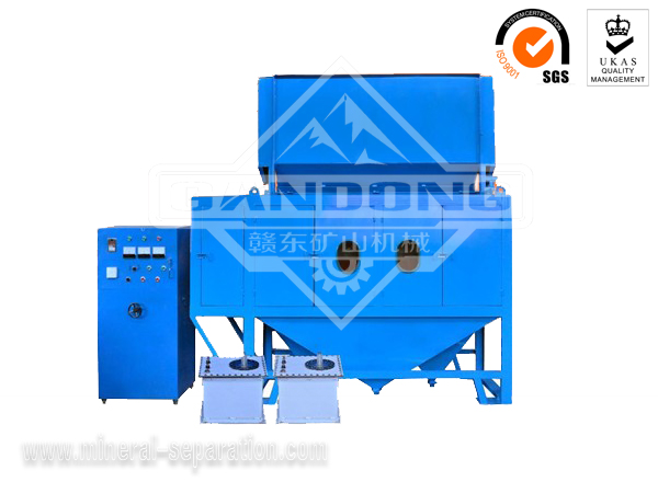 High-voltage Electrostatic separator