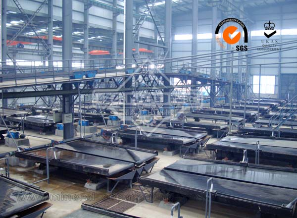 Tin Ore Production Line